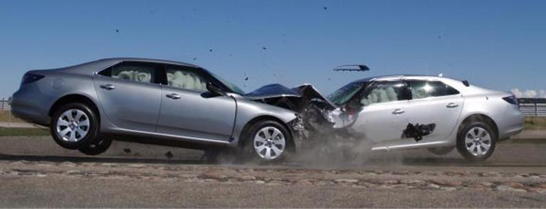 Saab 9-5 Sedan, Top Safety Pick 2011