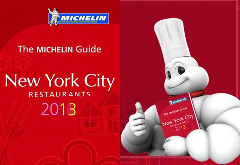 Guias MICHELIN New Yorh y Osaka