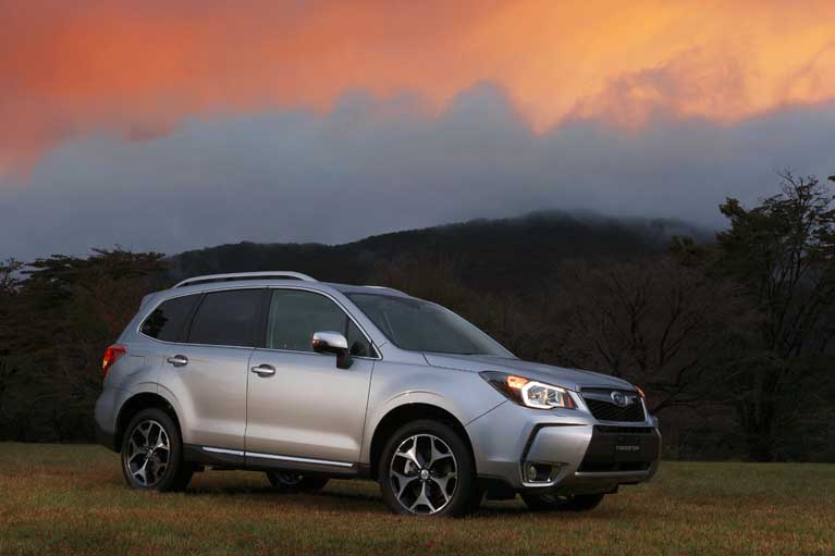 Subaru Forester 2013, Superseguro